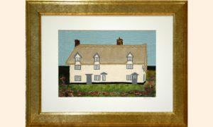 Thatched Suffolk Cottage