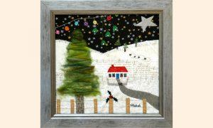 3 Spaces Left, Beginners - Christmas Is Coming Picture @ Biggar Stitches
